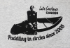 Lake Constance Canoes Vintage T-Shirt
