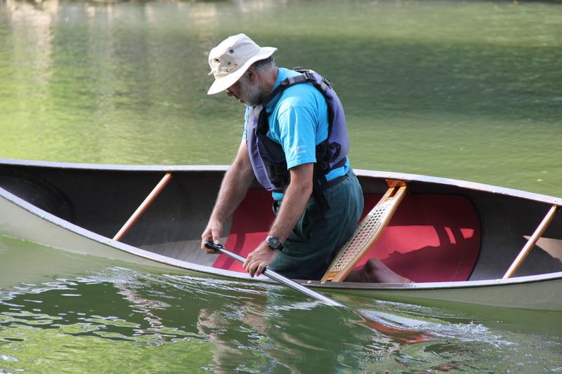 Jörg testet das neue Felicity Solo Canoe